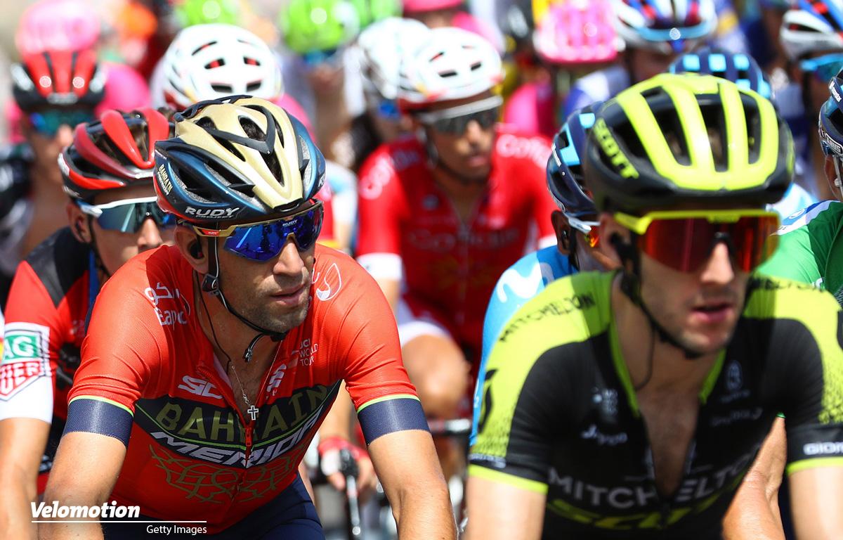 Giro d'Italia Yates Nibali