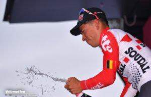 Ewan Caleb Giro d'Italia