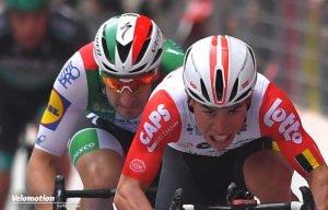 Viviani Ewan Giro d'Italia