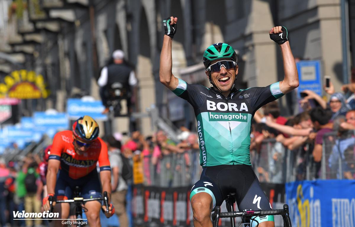 Benedetti Giro d'italia