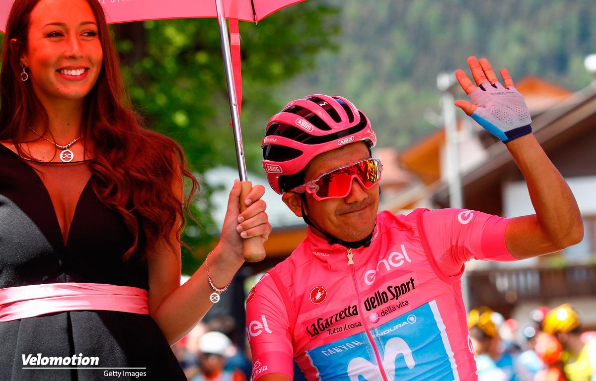 Giro d'Italia Carapaz