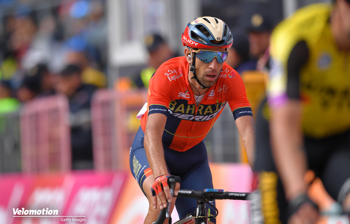 Tour de France Teams Bahrain Merida Nibali