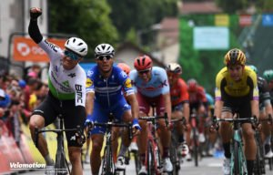 Tour de France 2019 Teams Dimension Data