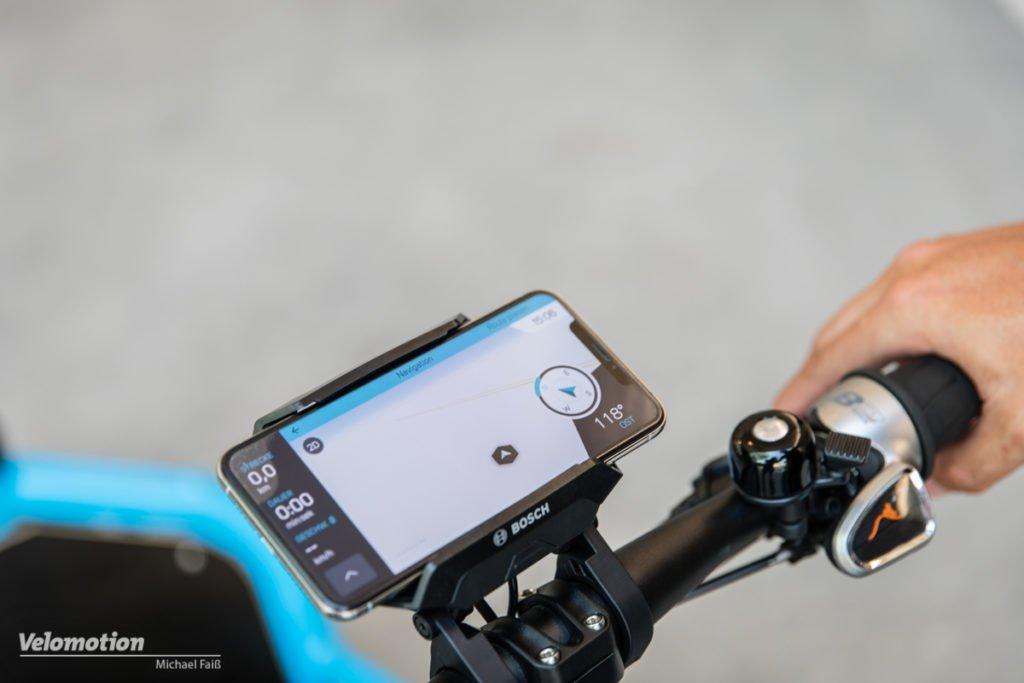 Bosch Smartphone Hub