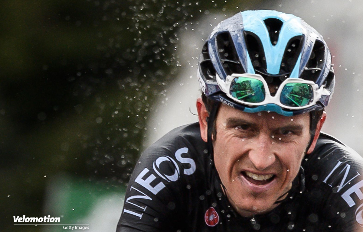 Geraint Thomas Tour de France Aus
