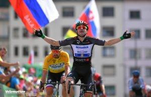 Grünes Trikot Tour de France 2019 Elia Viviani