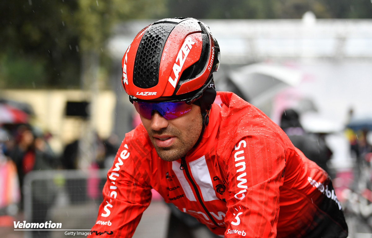 Dumoulin Tour de France Aus