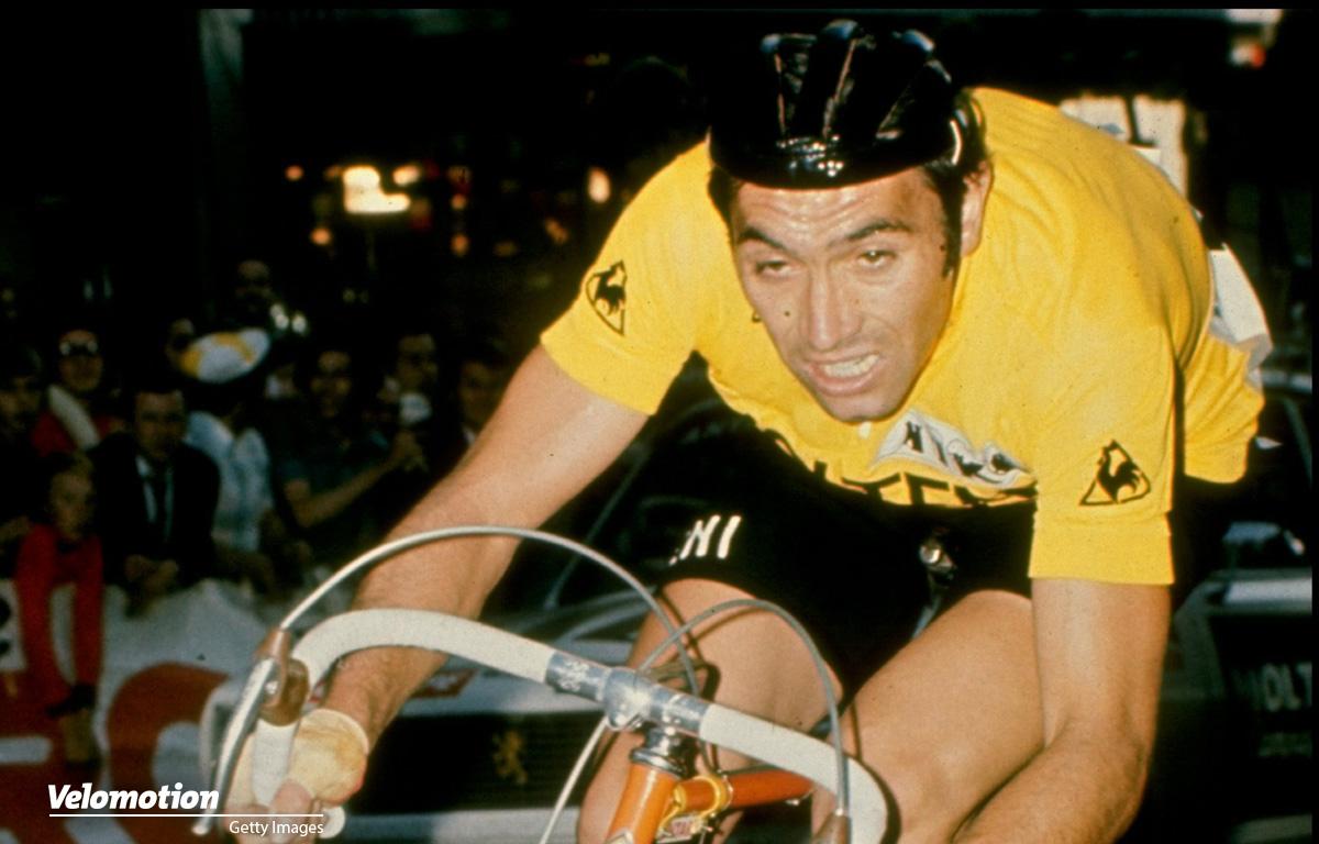 Eddy Merckx Tour de France 2019