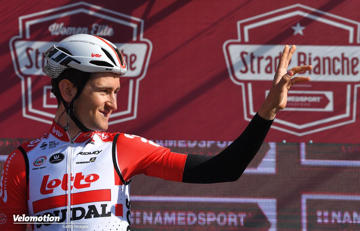 Tour de France 2019 Nachwuchswertung Weißes Trikot Tiesj Benoot