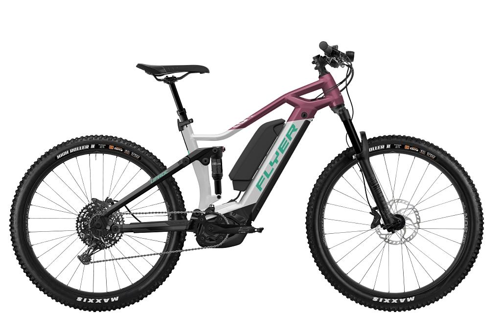 FLYER_E-Bikes_Uproc3_650_Fullsuspension_Dual-Battery_SolidWhiteBerry