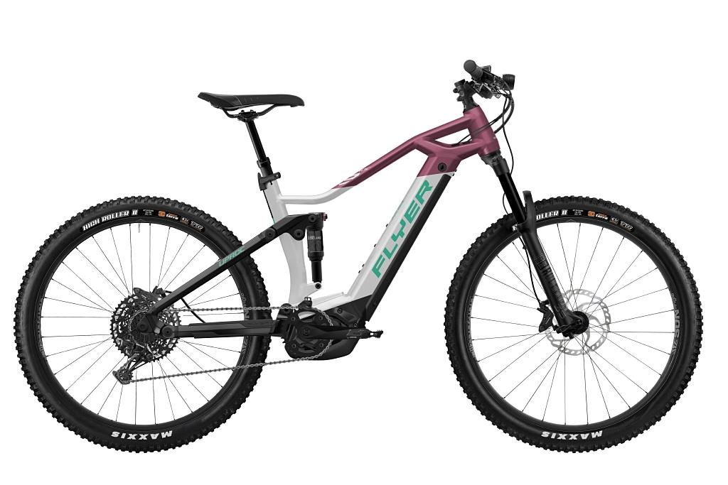 FLYER_E-Bikes_Uproc3_650_Fullsuspension_SolidWhiteBerry
