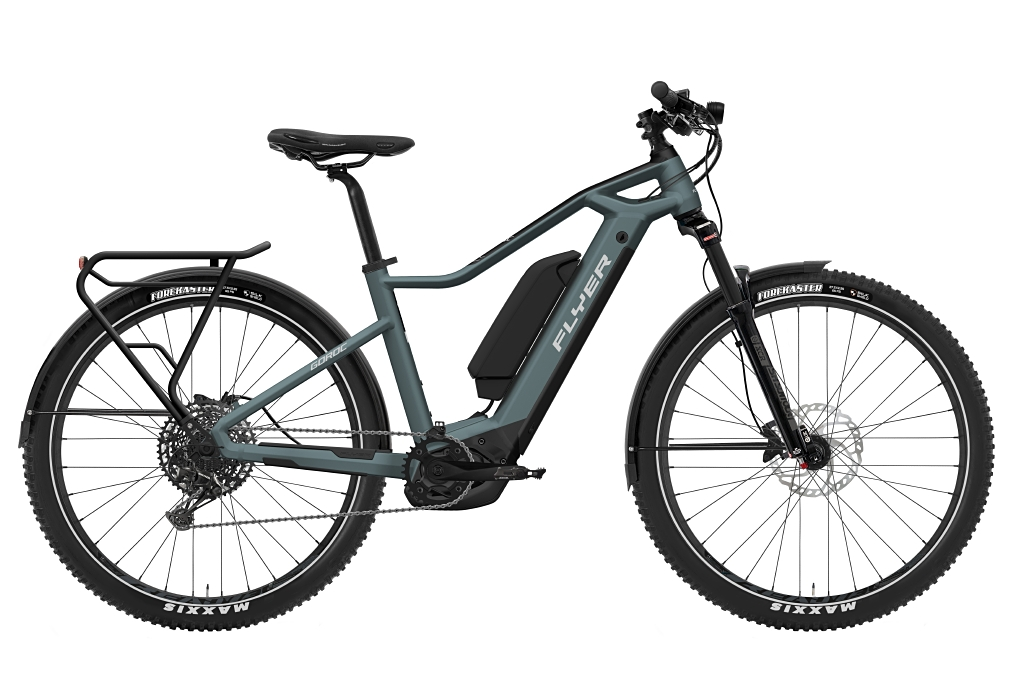 FLYER_E-Bikes_Goroc1_650_DB_Hardtail_PigeonBlueBlackMatt