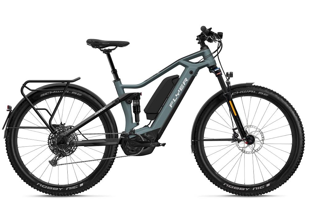 FLYER_E-Bikes_Goroc3_650_Fullsuspension_HS_PigeonBlueBlackMatt_Dual-Battery