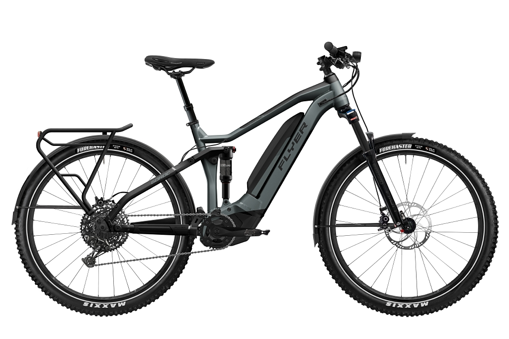 FLYER_E-Bikes_Goroc4_650_Fullsuspension_BlackShadingGloss_BlackGloss