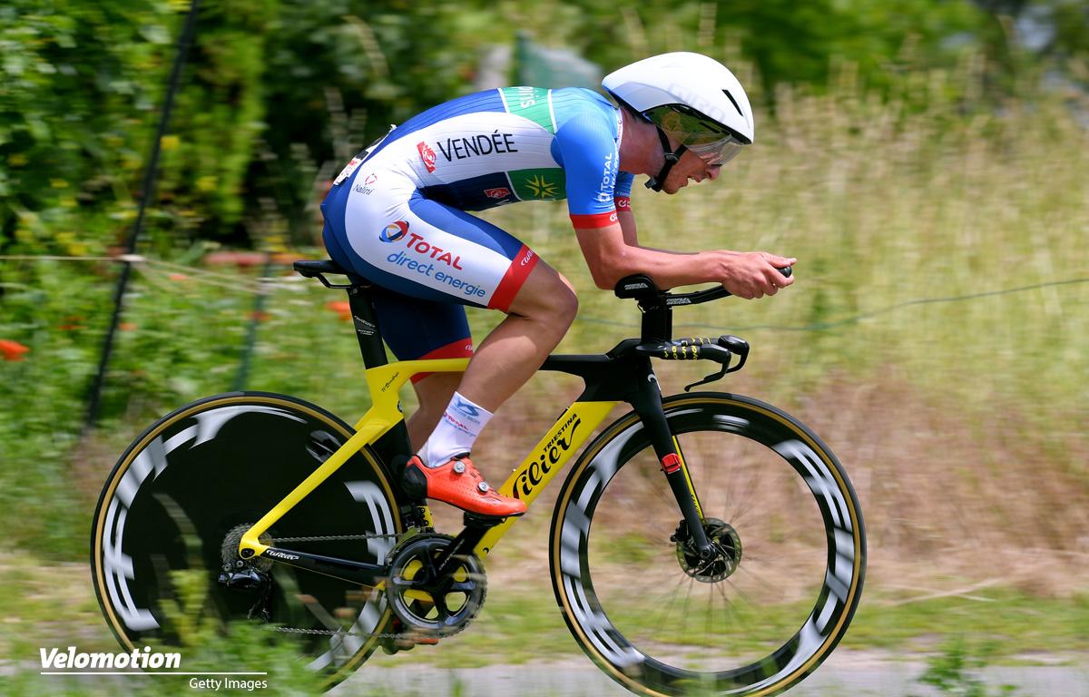 Tour de France 2019 Teams Total Direct Energie