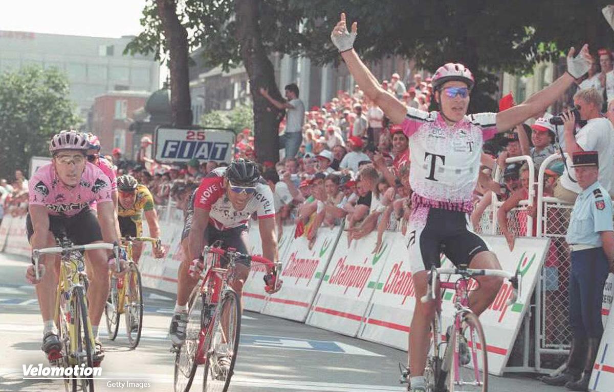 Tour de France Geschichte Erik Zabel