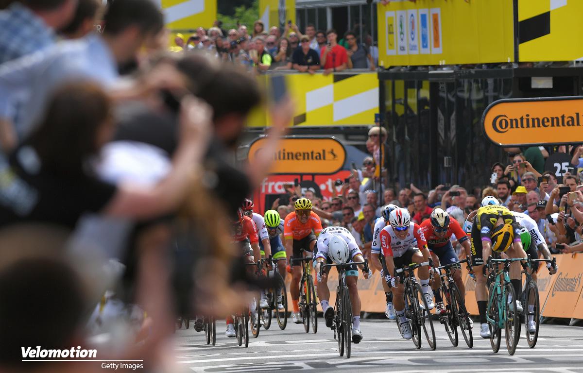 Tour de France Bilder Teunissen