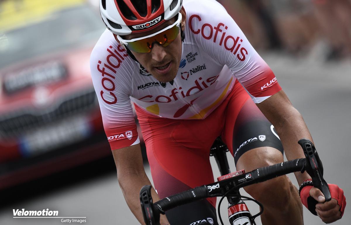 Teunissen Tour de France 1. Etappe Rossetto