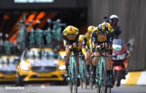 Jumbo - Visma Tony Martin Tour de France Teamzeitfahren