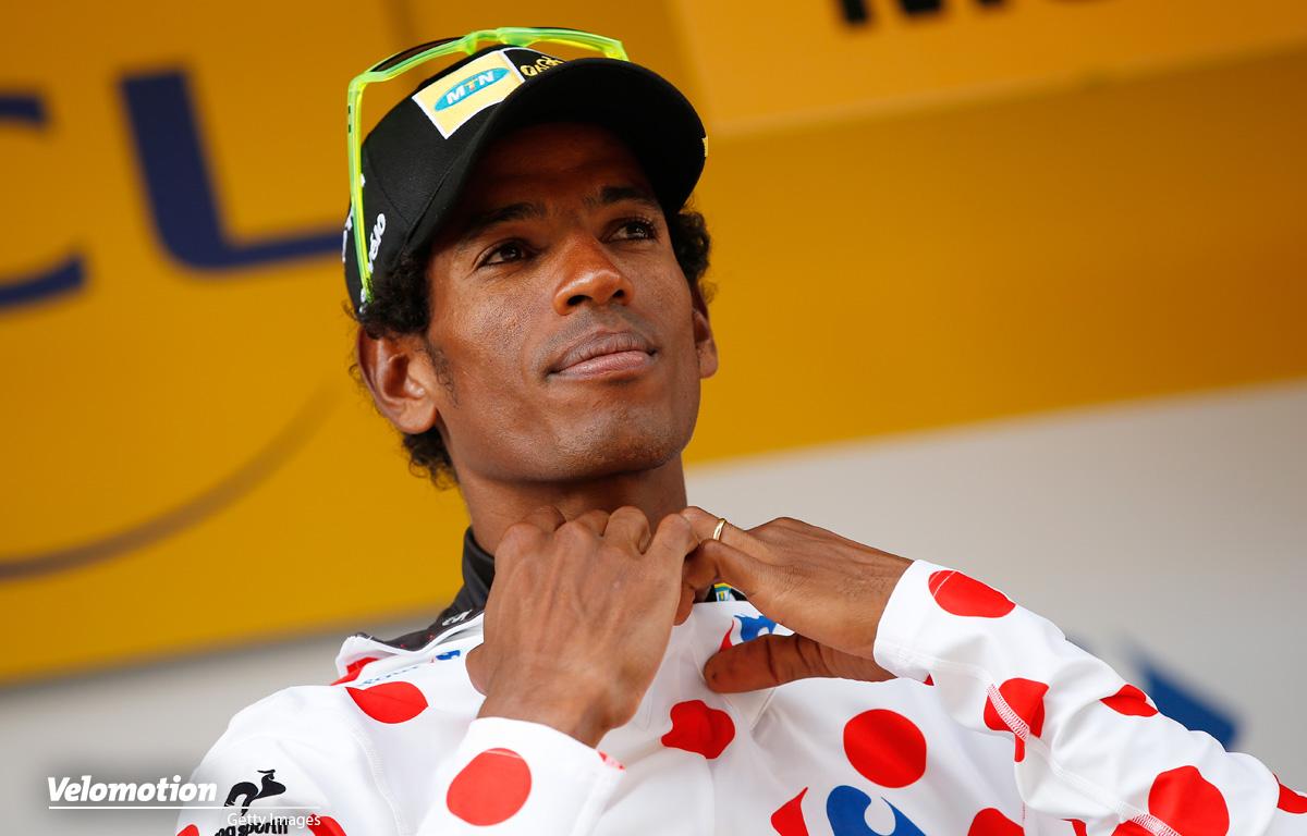 Tour de France Geschichte Teklehaimanot
