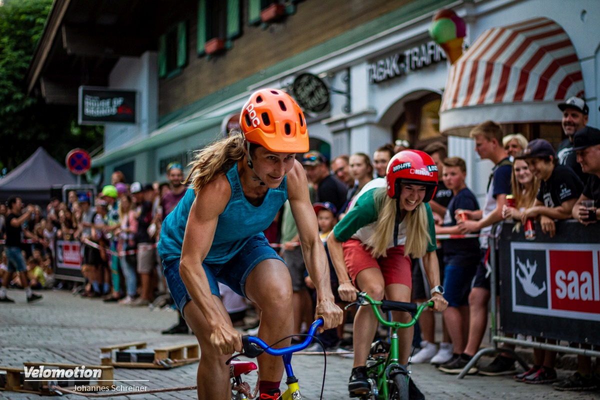 Glemmride Bikefestival Bike Pulling