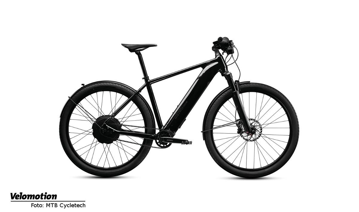 E-Bike Siga E-Force in 6773 Vandans fr 950,00 zum