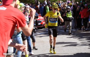 Radsport Tour de France Geschichte Chris Froome Mont Ventoux