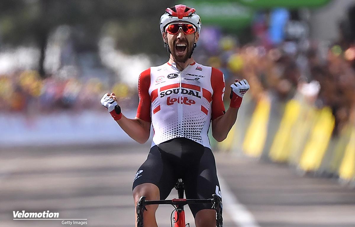 Tour de France De Gendt