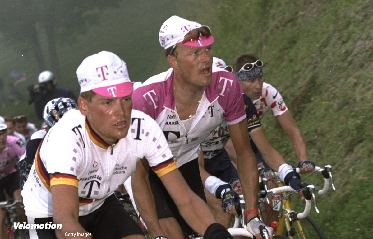 Jan Ullrich Tour de France Geschichte Radsport