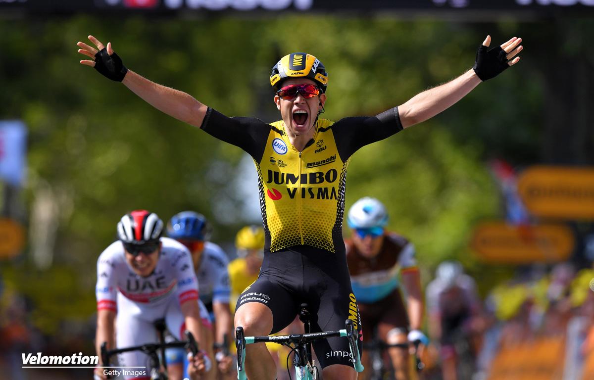 Tour de France Wout van Aert