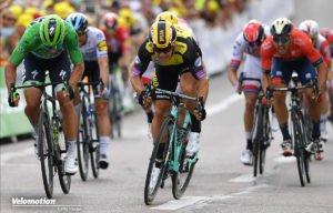 Tour de France Massensprint