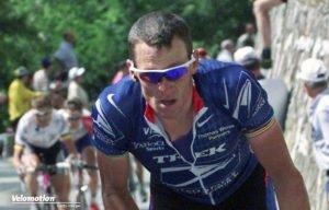 Armstrong Ullrich Tour de France Geschichte 2001