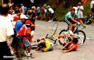 Ullrich Armstrong Luz-Ardiden Tour de France Geschichte