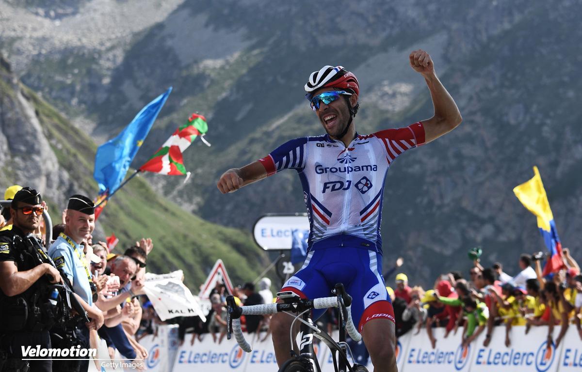 Buchmann Pinot Tourmalet Tour de France