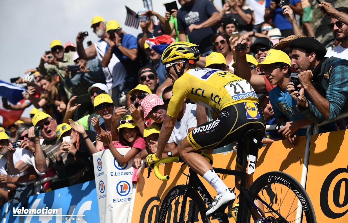 Tour de France Etappenvorschau 15. Etappe Alaphilippe