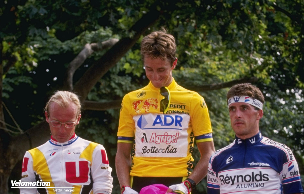 LeMond Fignon Tour de France Geschichte