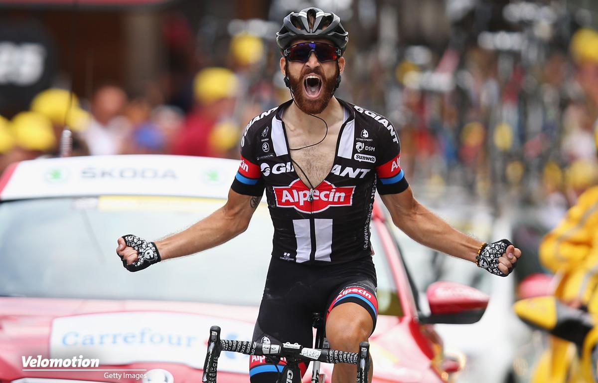 Geschke Tour de France Geschichte