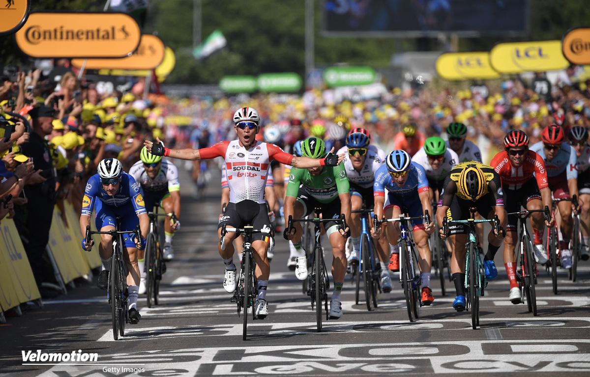 Ewan Tour de France