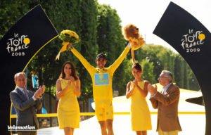 Contador Alberto Tour de France Geschichte