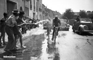 Abdel-Kader Zaaf Tour de France Geschichte