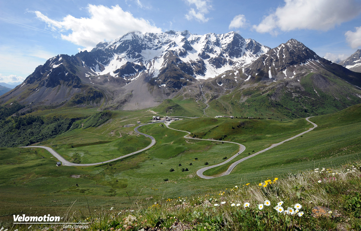 Tour de France Galibier