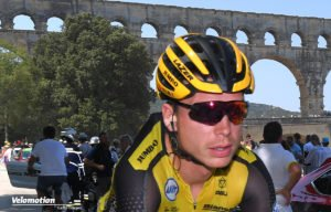 Tony Martin Luke Rowe Tour de France