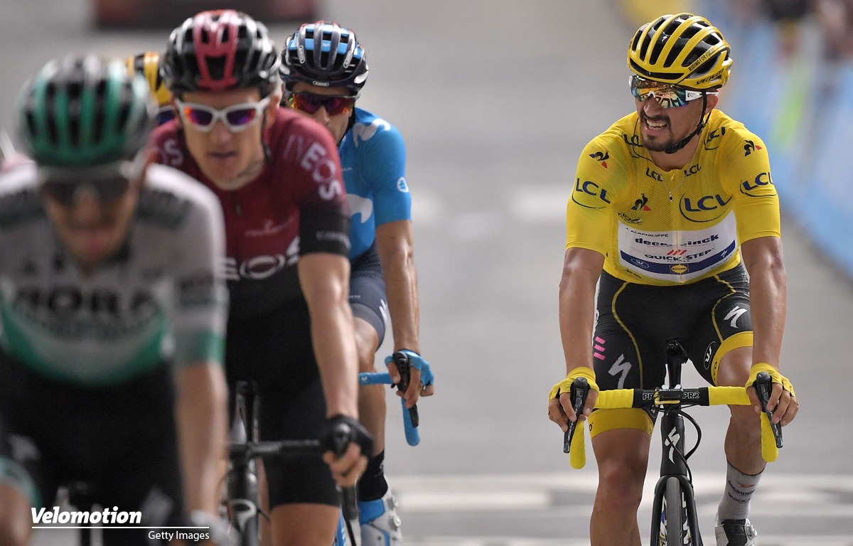 Tour de France Etappenvorschau 18. etappe