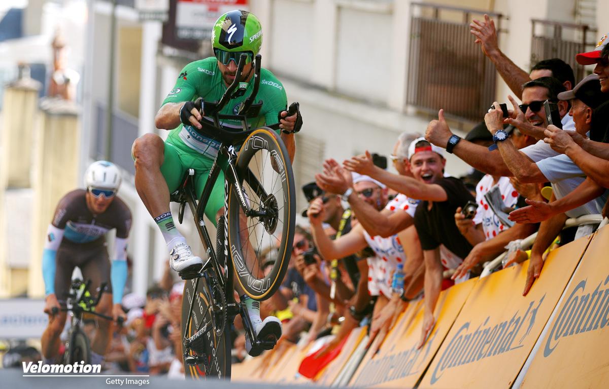 Peter Sagan Tour de France Grünes Trikot