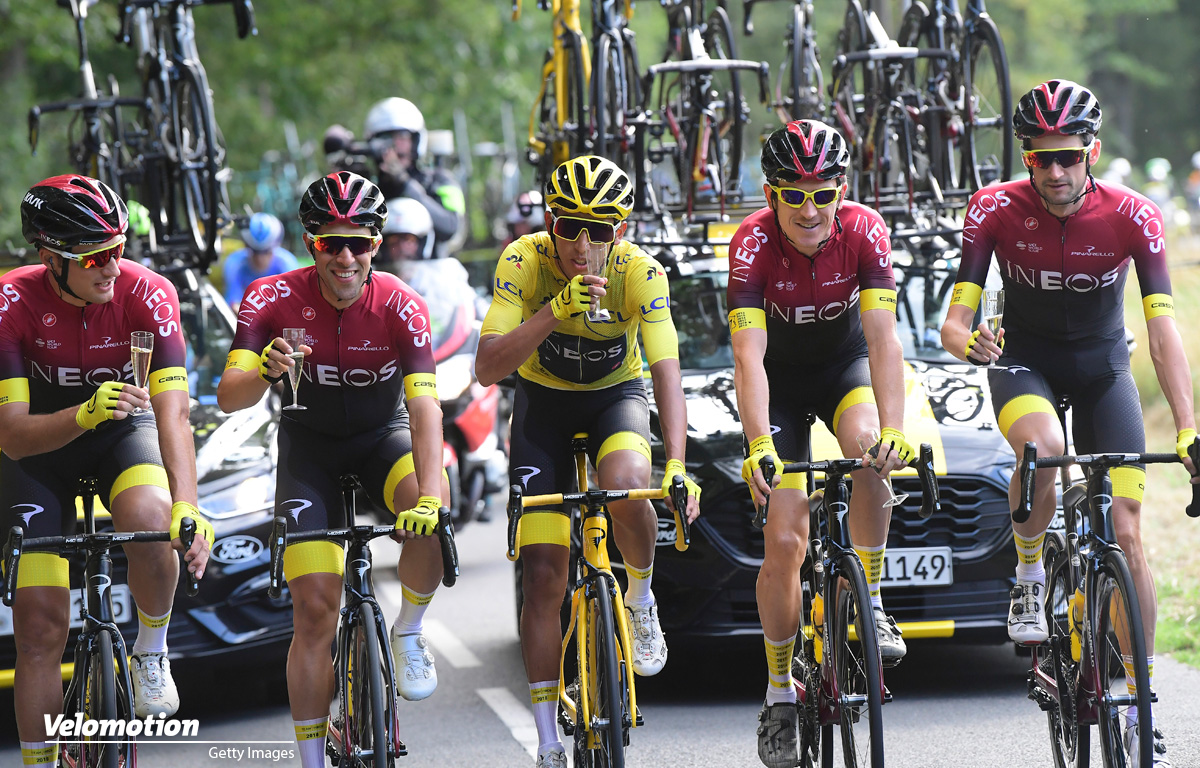 Tour de France 2019 Paris