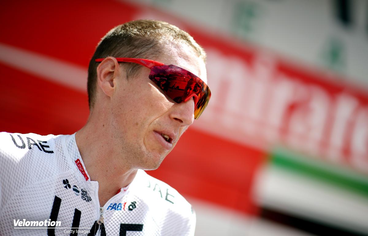 Tour de France Daniel Martin