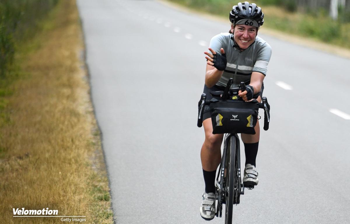 Fiona Kolbinger Transcontinental Race