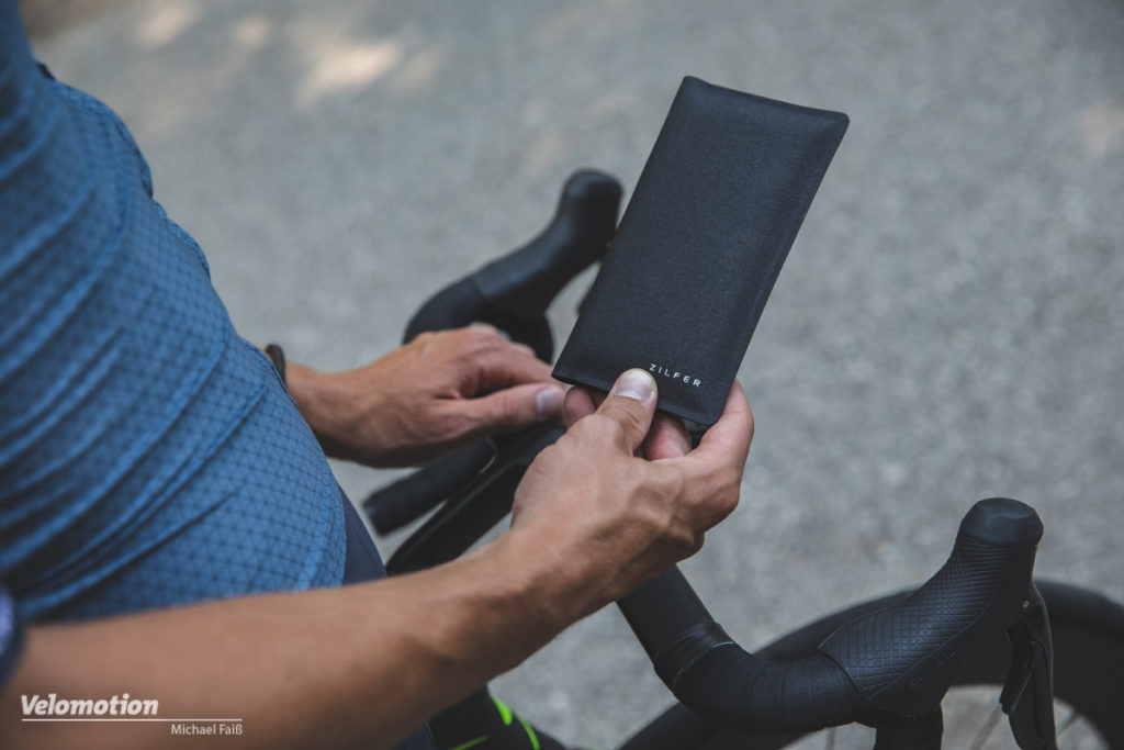 Zilfer Cycling Wallet