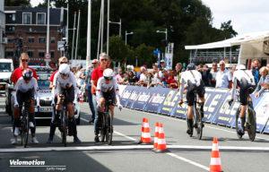 Straßenrad-EM Deutschland Mixed-Staffel