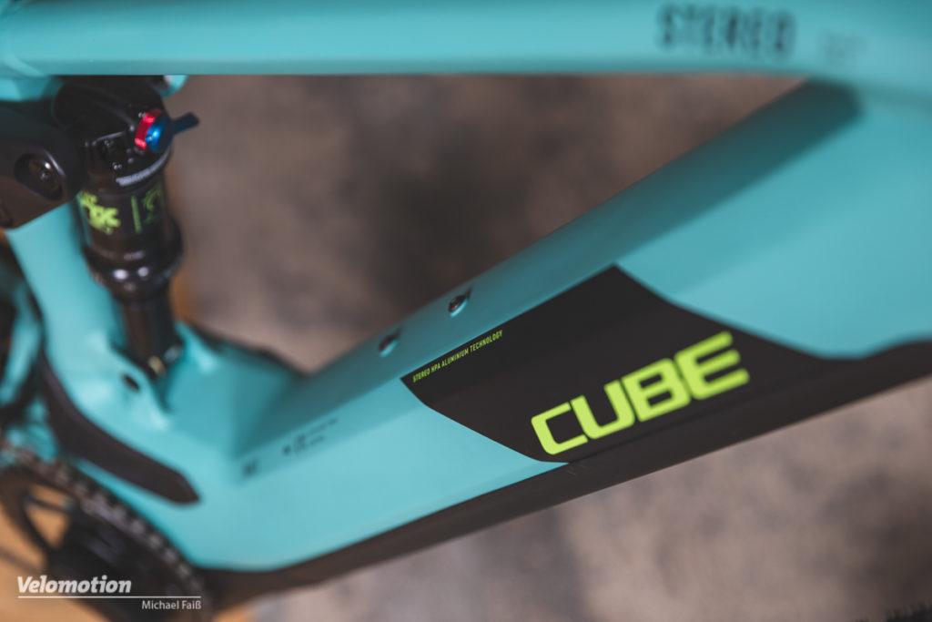 Cube E-MTBs 2020